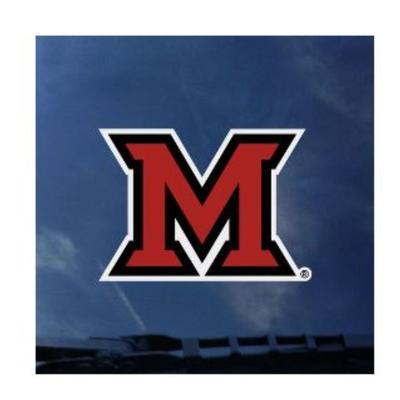 Miami CDI M Logo Mini Decal
