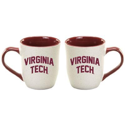 Virginia Tech 16 oz Granite Mug