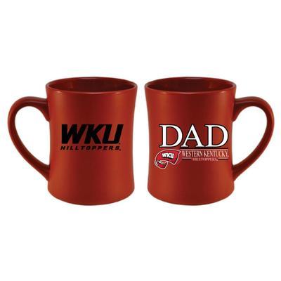 Western Kentucky 16 oz Dad Mug