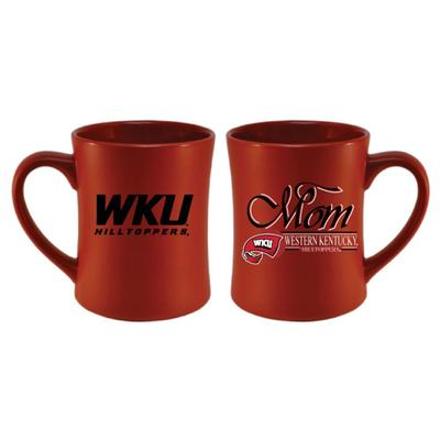 Western Kentucky 16 oz Mom Mug