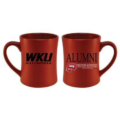 Western Kentucky 16 oz Alumni Mug