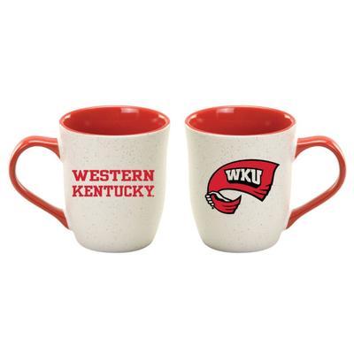 Western Kentucky 16 oz Granite Mug