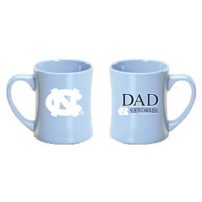 UNC 16 oz Dad Mug