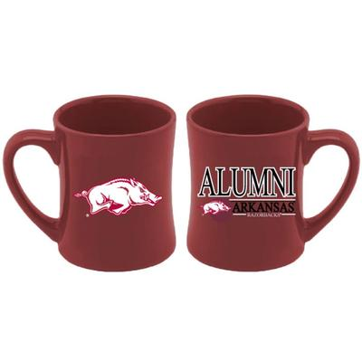 Arkansas 16 oz Alumni Mug