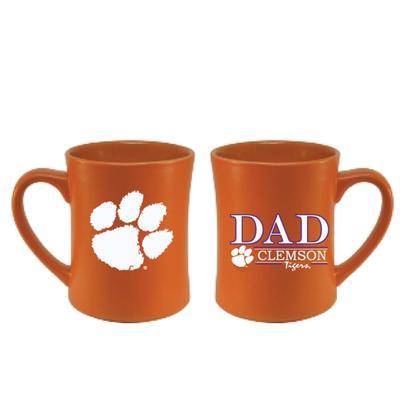 Clemson 16 oz Dad Mug