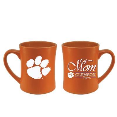 Clemson 16 oz Mom Mug