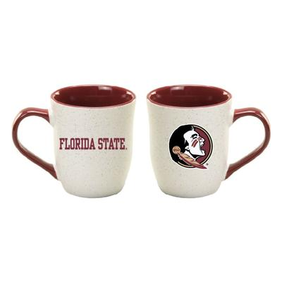 Florida State 16 oz Granite Mug