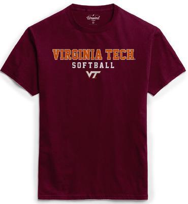 Virginia Tech League Classman Softball T-Shirt