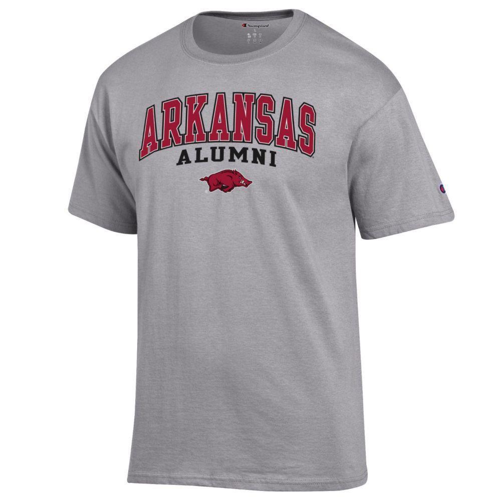 Arkansas Champion Arch Alumni Tee