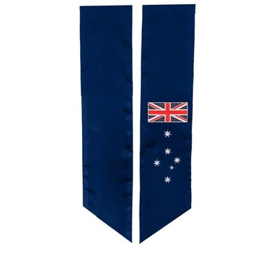 Australia Study Abroad Graduation Sash