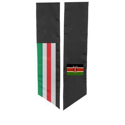 Kenya Study Abroad Graduation Sash