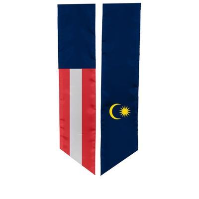 Malaysia Study Abroad Graduation Sash