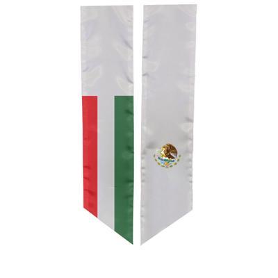 Mexico Study Abroad Graduation Sash