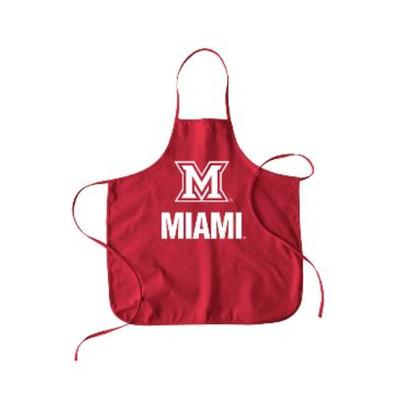 Miami M Logo Apron