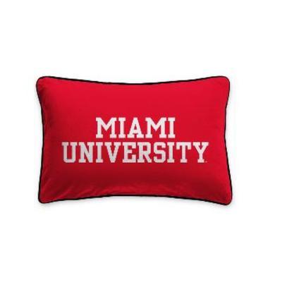 Miami League Spirit Pillow