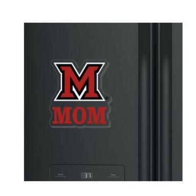 Miami M Over Mom Magnet