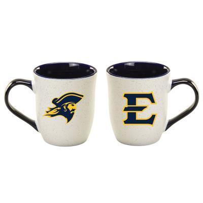 ETSU 16 oz Granite Ceramic Mug