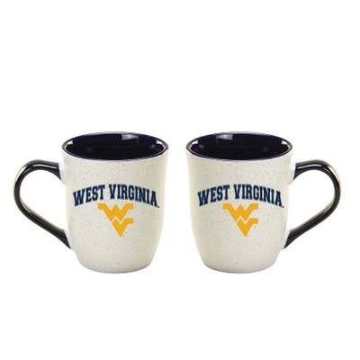 West Virginia 16 oz Granite Ceramic Mug