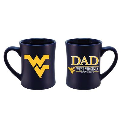 West Virginia 16 oz Dad Mug