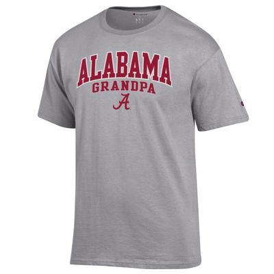 Alabama Champion Arch Grandpa Tee