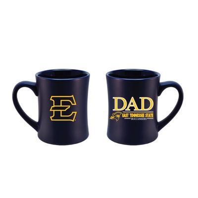 ETSU 16 oz Dad Mug