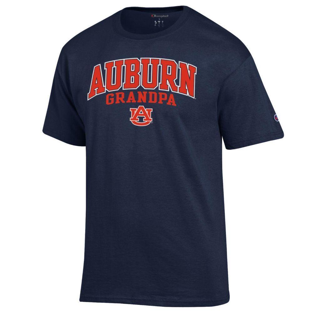 Auburn Champion Arch Grandpa Tee