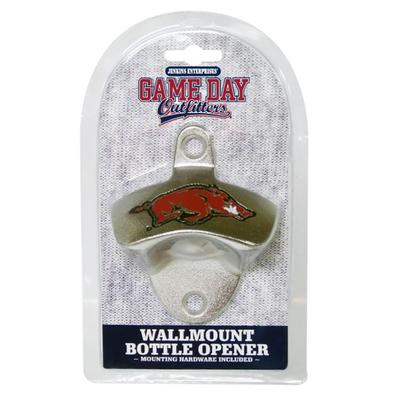 Arkansas Wall Mount Bottle Opener