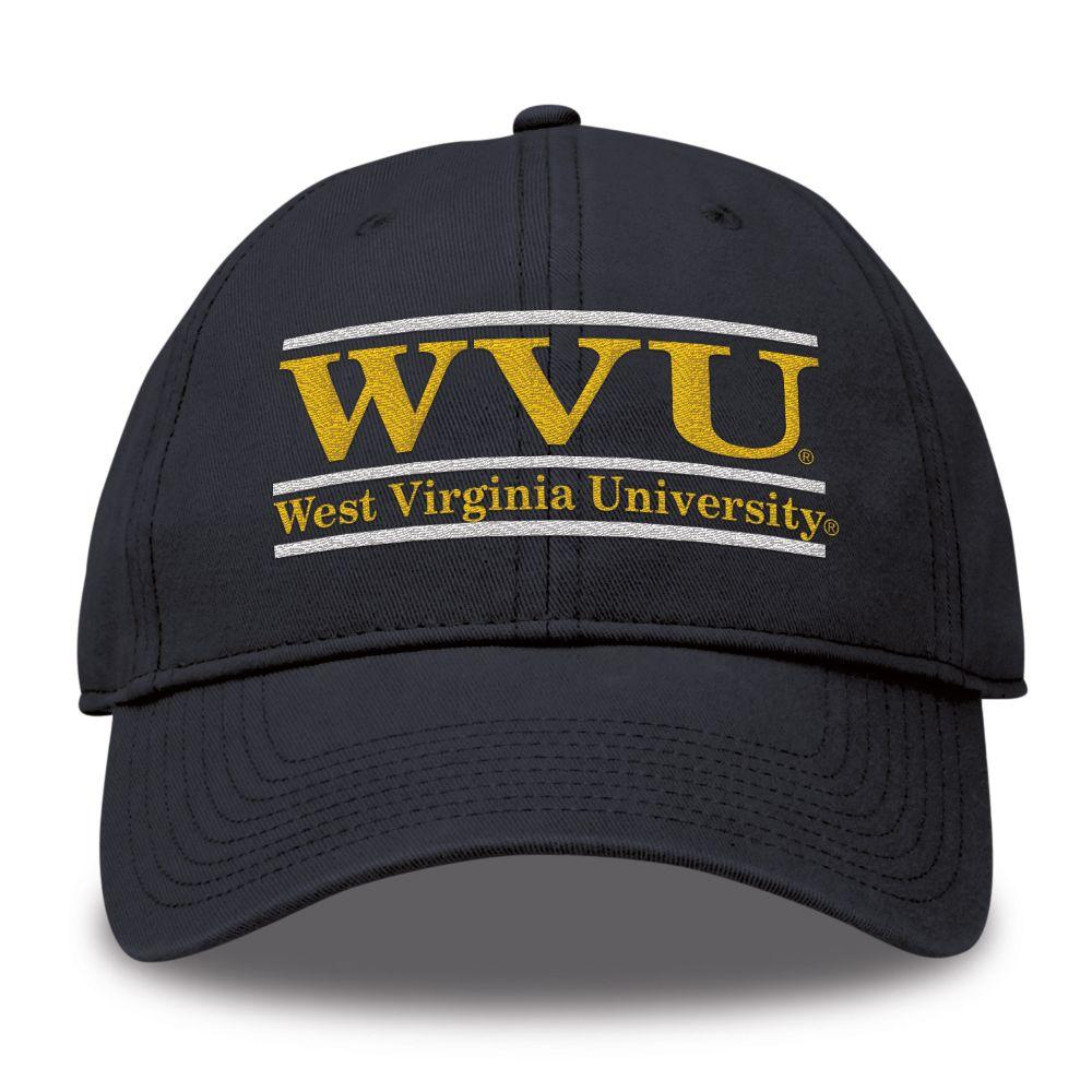West Virginia The Game Wvu Bar Hat