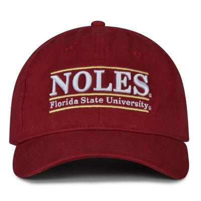 Florida State The Game Noles Bar Hat