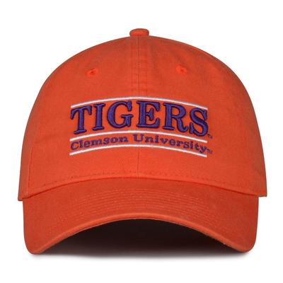 Clemson The Game Tigers Bar Hat