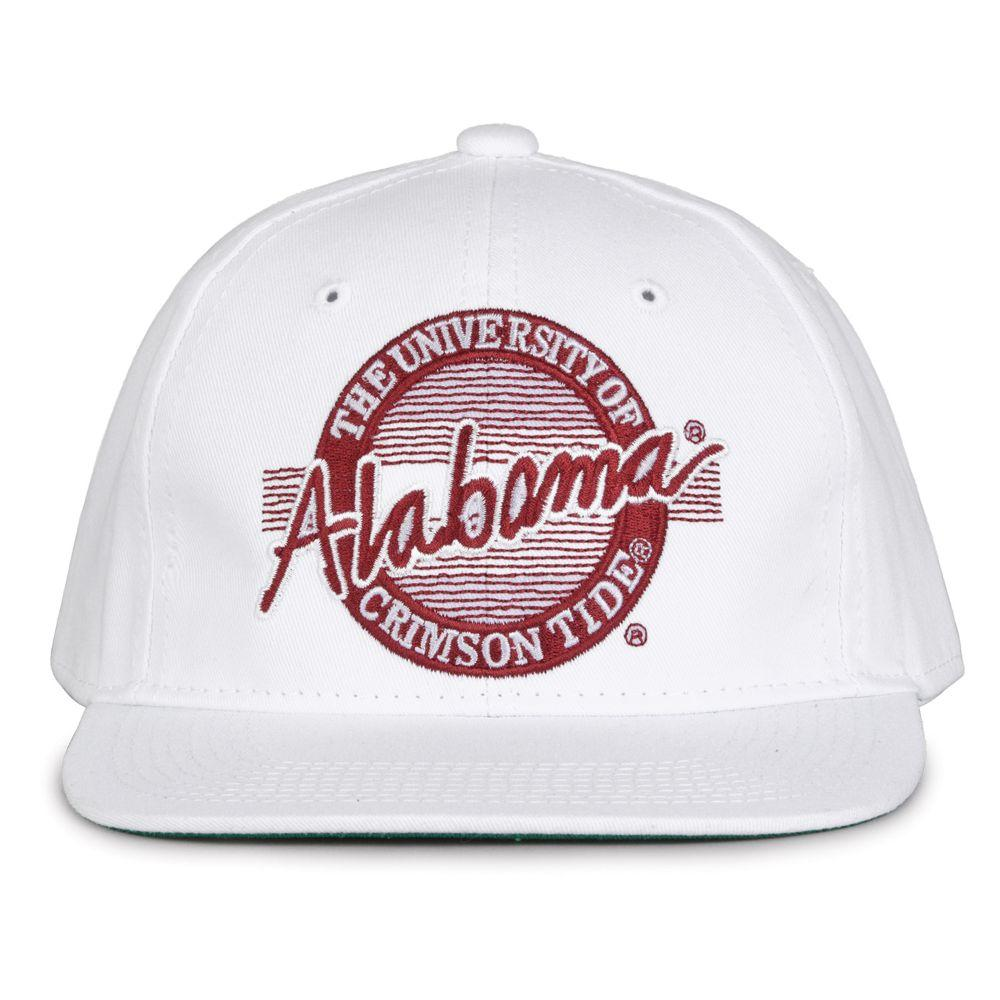 Alabama The Game Retro Circle Hat