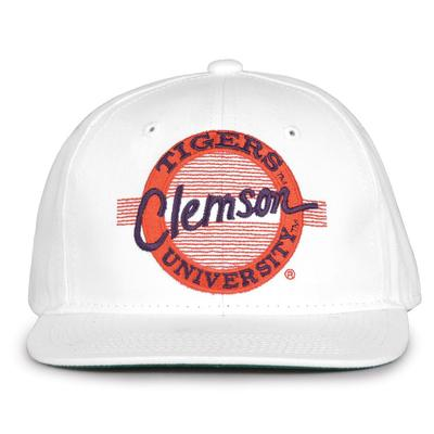 Clemson The Game Retro Circle Hat