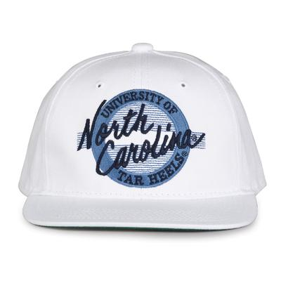 UNC The Game Retro Circle Hat
