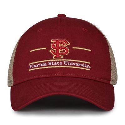 Florida State The Game Split Bar Hat
