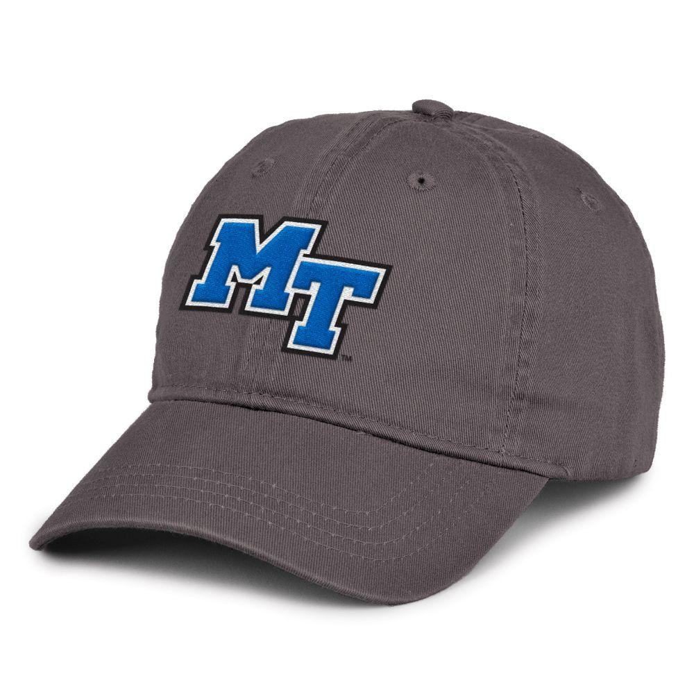 Mtsu The Game Mt Logo Hat