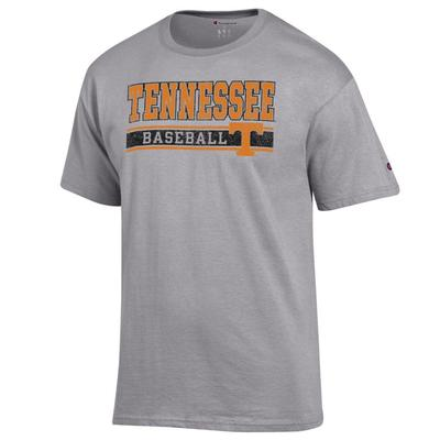 Tennessee Champion Men's Baseball Bar Stack Tee