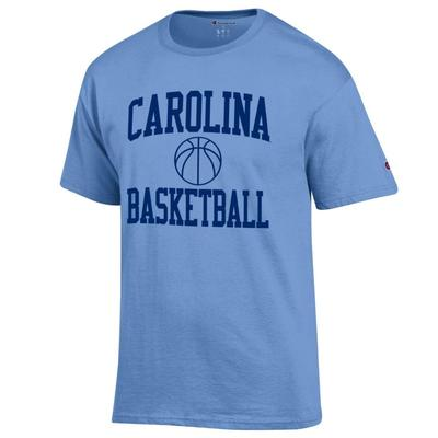 UNC Champion Basic Basketball Tee