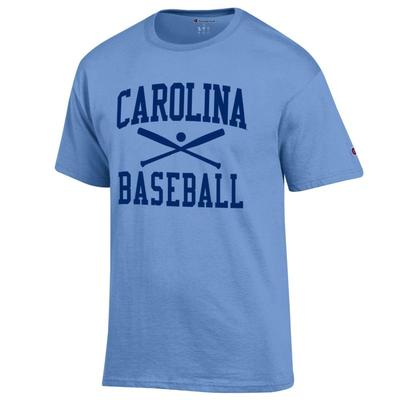 UNC Champion Basic Baseball Tee