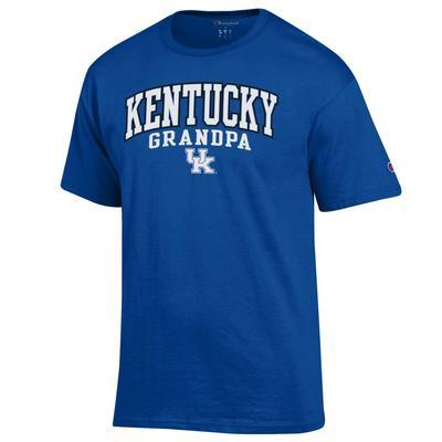 Kentucky Champion Arch Grandpa Tee