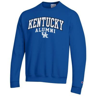 Kentucky Champion Arch Alumni Fleece Crew