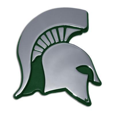 Michigan State Spartan Head Emblem