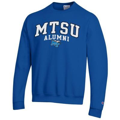 MTSU Champion Arch Alumni Fleece Crew
