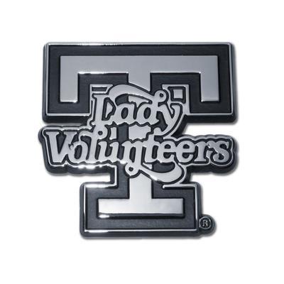 Tennessee Chrome Lady Vols Emblem