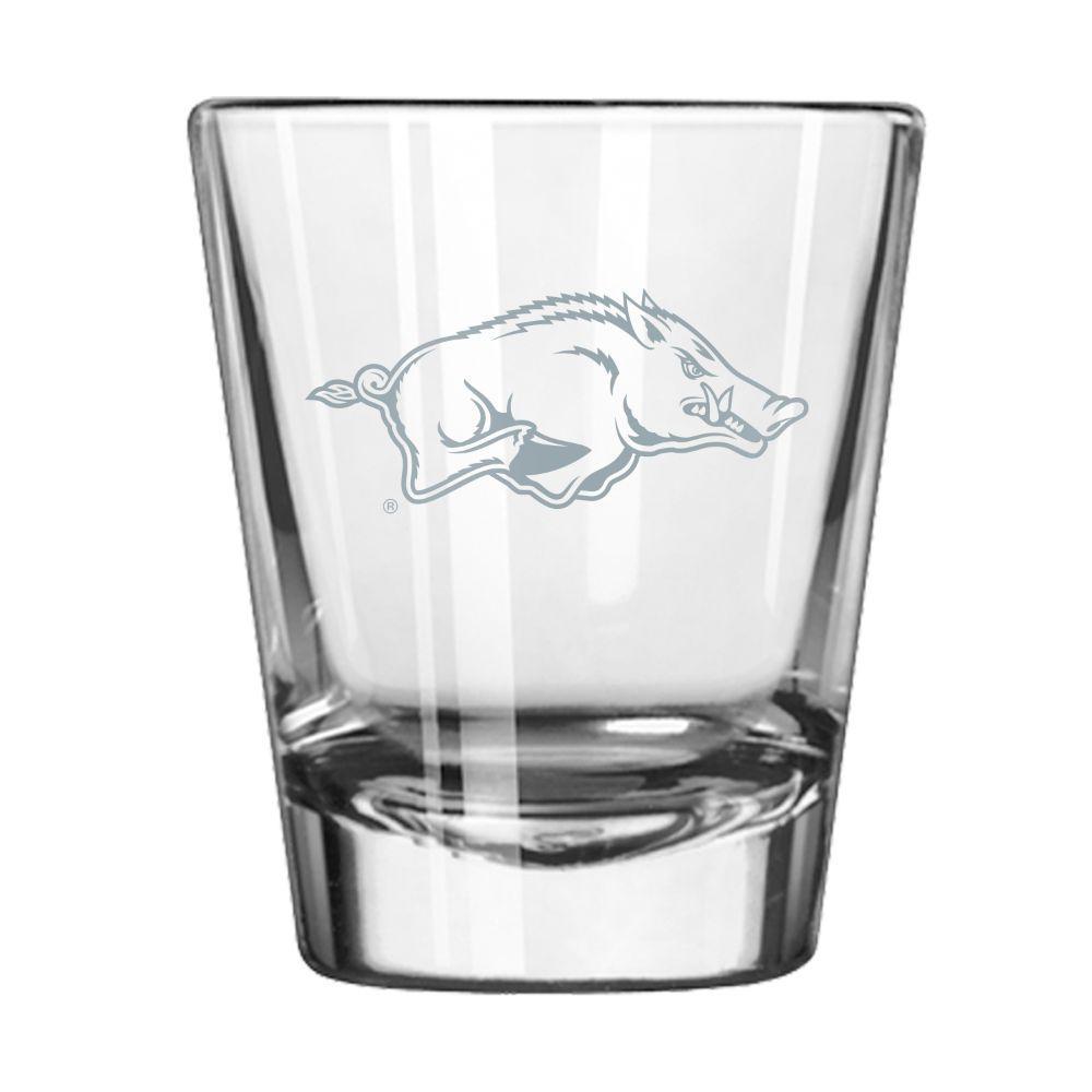 Arkansas 2 Oz Frost Shot Glass