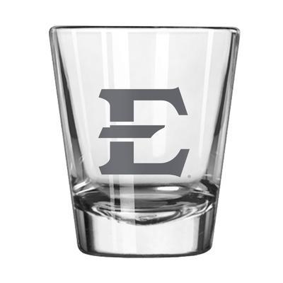 ETSU 2 oz Frost Shot Glass