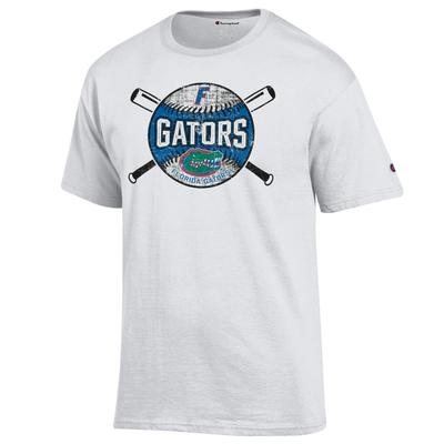 Florida Champion Gators Baseball Tee