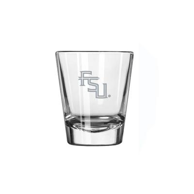 Florida State 2 oz Frost Shot Glass