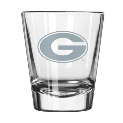 Georgia 2 oz Frost Shot Glass