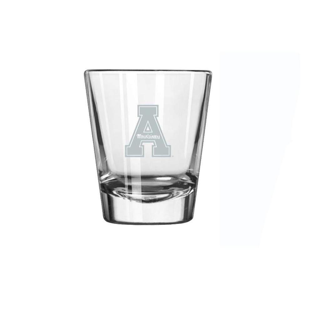 Appalachian State 2 Oz Frost Shot Glass