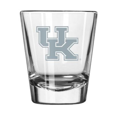 Kentucky 2 oz Frost Shot Glass